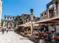 Shore excursion from Split Croatia