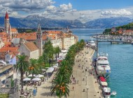 Trogir guided tour of Old Town