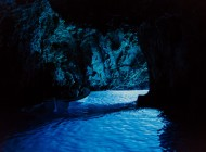 private boat tour to the Blue Cave