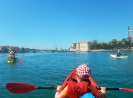 Kayak-around-Trogir-from-Split