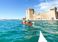 Kayaking-to-coast-of-Trogir