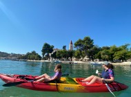 Sea-kayaking-around-Trogir-from-city-Split